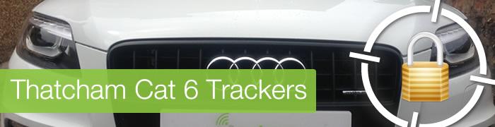 Thatcham Cat 6 Trackers
