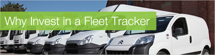 Why Invest in a Fleet Tracker?