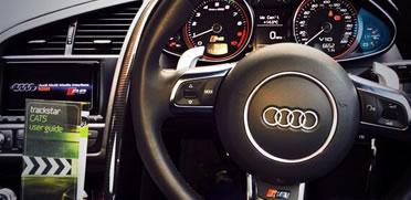 Audi Car Trackers