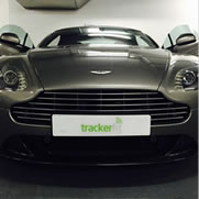 Aston Martin Trackers